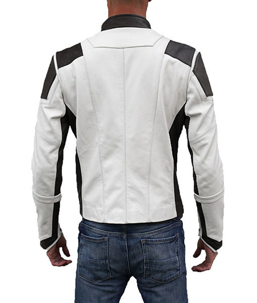 SpaceX Dragon Leather Jacket