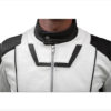 SpaceX  Suit Inspired Leather Jacket