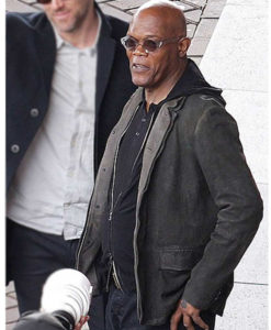 The Hitman's Bodyguard Darius Kincaid Jacket