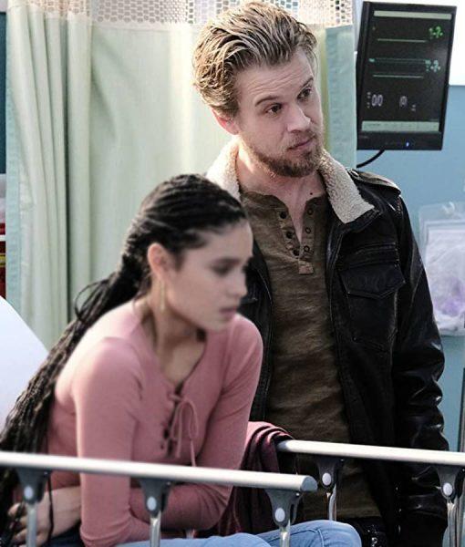 The Resident S03 Ep17 Marcus Thompson Jacket