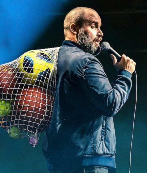 Tom Segura Ball Hog Bomber Jacket
