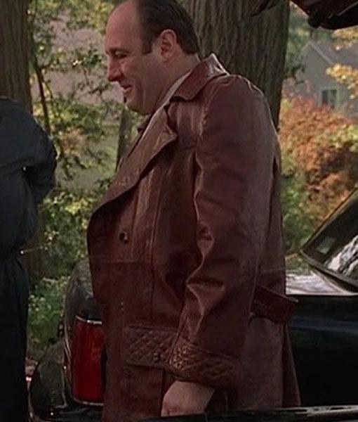 Tony Soprano The Sopranos S02 Coat