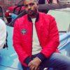 Aaron Bishop Red Bulletproof Jacket
