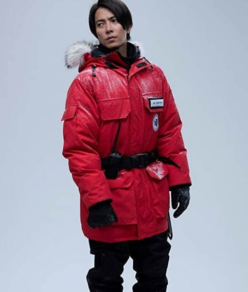 Aki Red The Head Jacket