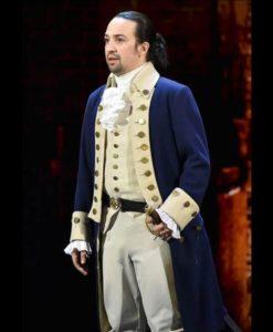 Alexander Hamilton Blue Coat
