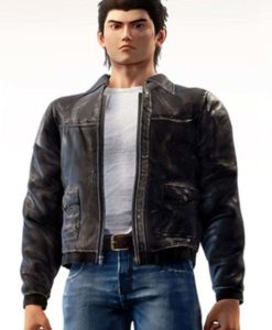 Backer Black Shenmue 3 Jacket