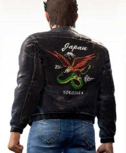 Backer Black Shenmue 3 Jacket
