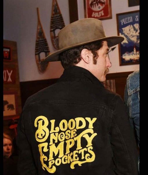 Bloody Nose Empty Pockets Jacket