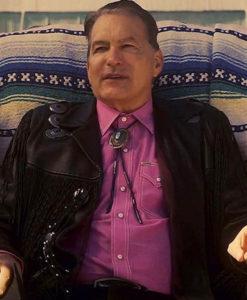 Bob Briggs Black The Last Drive-In Joe Bob Briggs Jacket