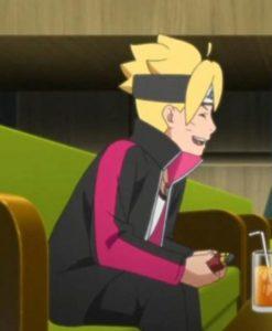 Boruto Uzumaki Black Boruto Naruto Next Generations Jacket