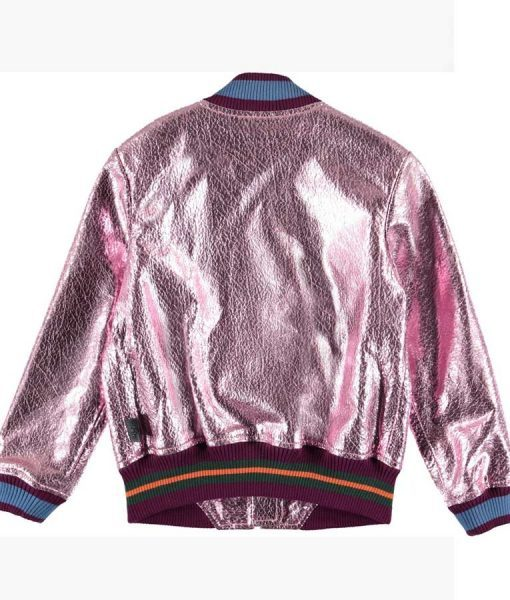 Cameron Wrather Pink Coop and Cami Ask The World Jacket