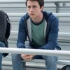 Clay Jensen Blue 13 Reasons Why Jacket