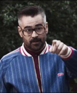 Coach Blue The Gentlemen Jacket