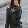 Crazy Jane Black Doom Patrol Jacket