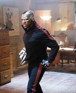 Cyborg Black Doom Patrol Jacket