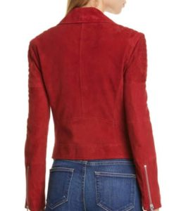 D.J. Tanner-Fuller Red Fuller House S05 Jacket