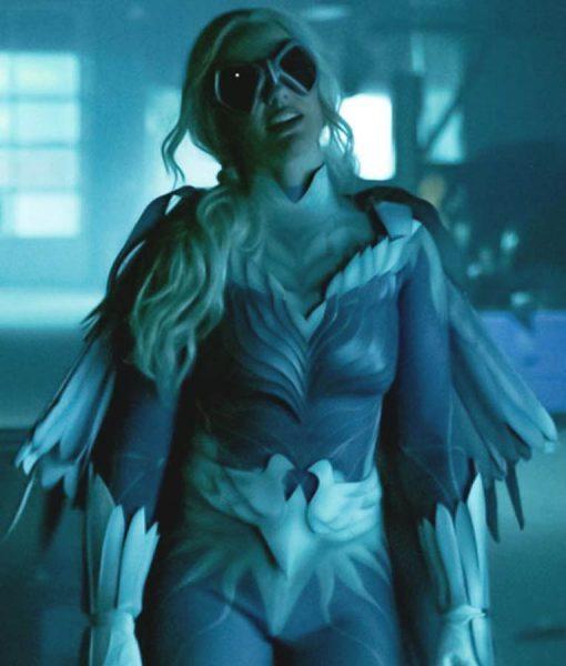 Dawn Granger Blue Titans Jacket
