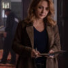 Detective Chesler Brown Dangerous Lies Coat