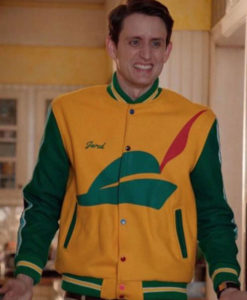 Donald 'Jared' Dunn Yellow Silicon Valley Jacket