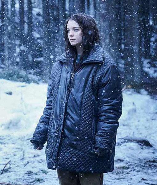 Esme Creed Mile Blue Hanna Jacket