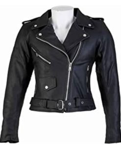 Faye Black Song To Song Jacket