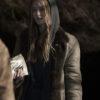 Franziska Doppler Beige Dark Jacket