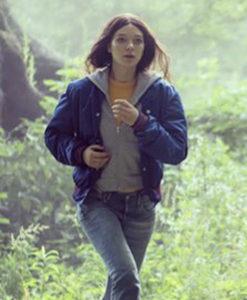 Hanna Blue Hanna Jacket