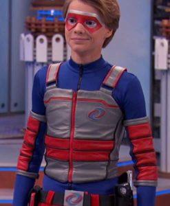 Henry Hart Silver Kid Danger Jacket