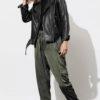Jessica Davis Black 13 Reasons Why S04 Jacket