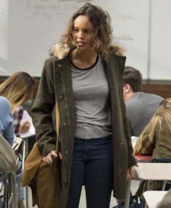 Jessica Davis Green 13 Reasons Why Coat