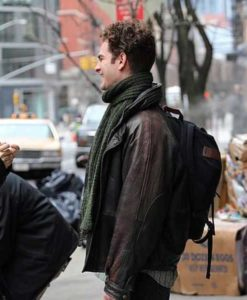 Jon Brown Tick, Tick…Boom Jacket