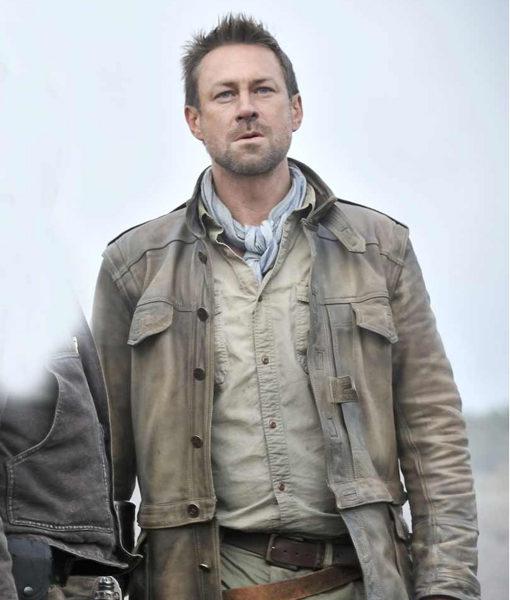Joshua Brown Nolan Defiance Coat
