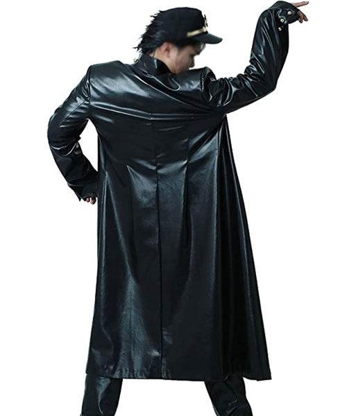 Jotaro Kujo Black JoJo's Bizarre Adventure Coat
