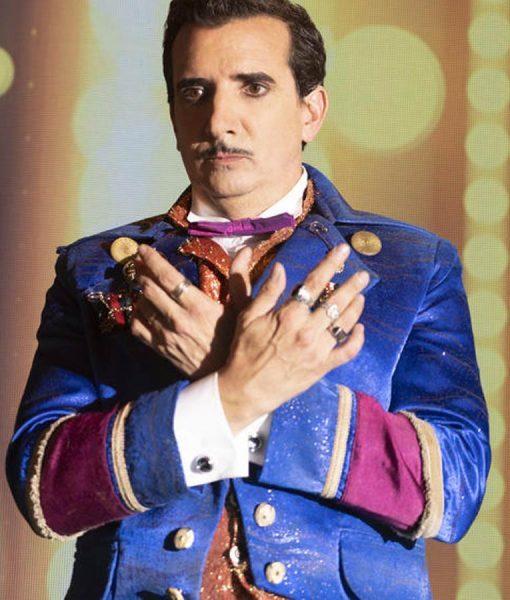 Juan Morales The Unremarkable Juanquini Coat