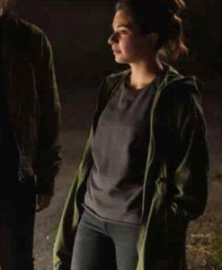 Klara Green Curon Jacket