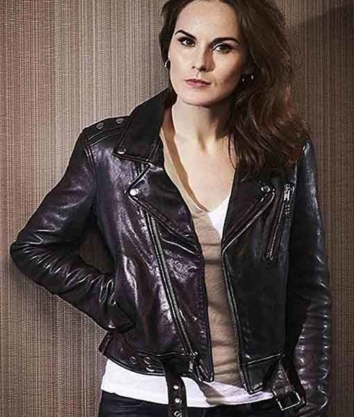 Letty Raines Black Good Behavior Jacket