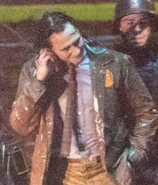 Loki Black Loki Jacket