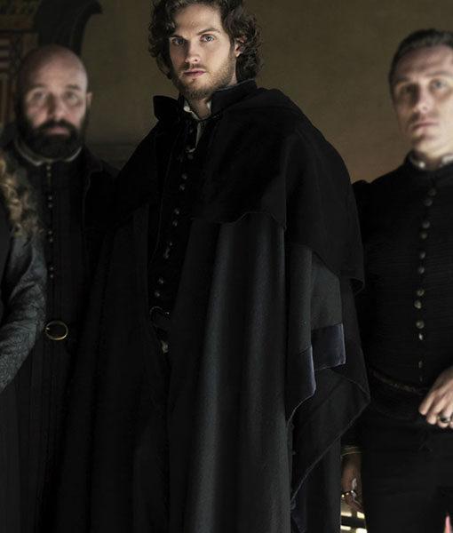 Lorenzo de' Medici Black Medici Coat