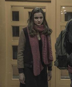 Martha Nielsen Brown Dark Jacket