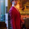 Matthew Red The Gentlemen Coat