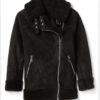 Nora Antony Black Upload Jacket
