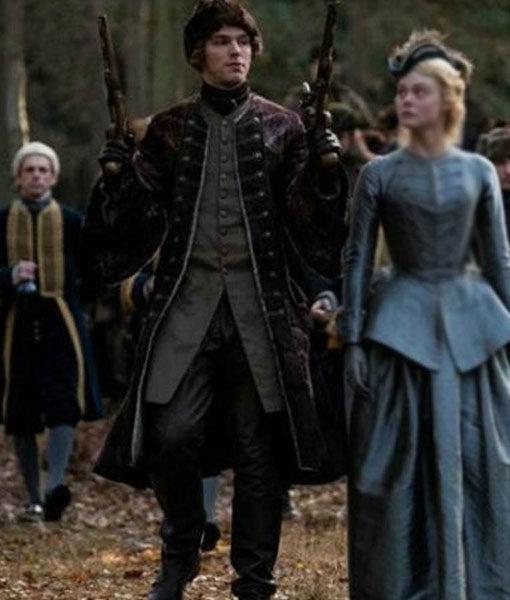 Peter Black The Great Coat