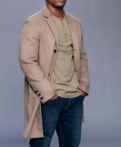 Ronnie Pike Beige Bulletproof Coat