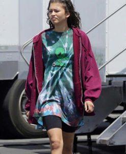 Rue Bennett Purple Euphoria Jacket