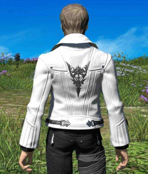 Scion Adventurers White Final Fantasy XIV Jacket