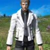 Scion Adventurers White Final Fantasy XIV Jacket