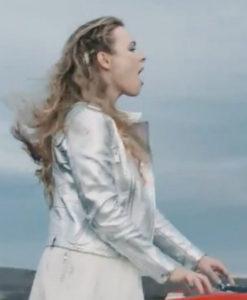 Sigrit Ericksdottir Silver Eurovision Song Contest The Story Of Fire Saga Jacket