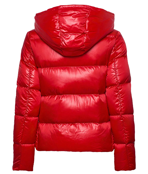 Percy Red Smallfoot Jacket
