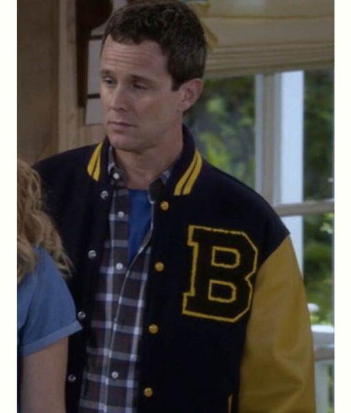 Steve Hale Black Fuller House Jacket