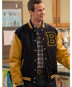 Steve Hale Black Fuller House Jacket